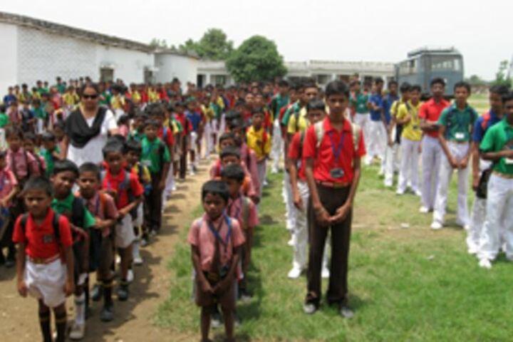 Gautam Buddha International School-Assembly