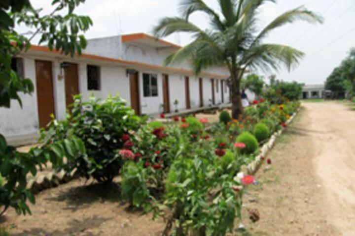 Gautam Buddha International School-Campus View