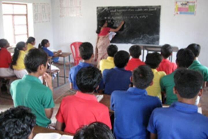Gautam Buddha International School-Classroom
