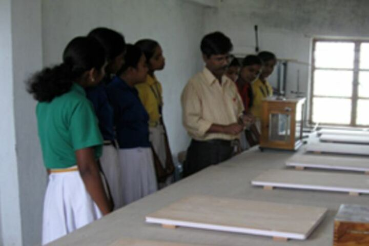 Gautam Buddha International School-Physics Lab