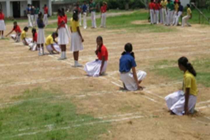 Gautam Buddha International School-Sports
