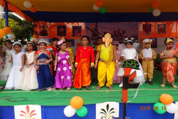 Geeta Devi Dav Public School-Fancy Dress