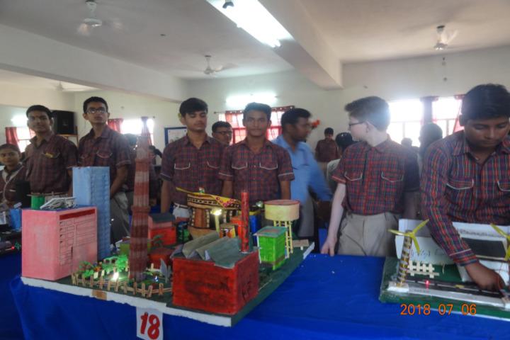 Geeta Devi Dav Public School-Science Exhibition