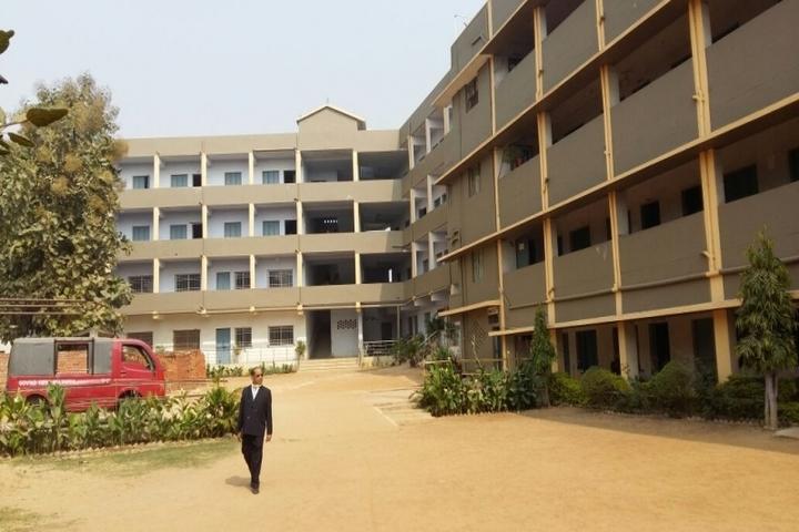 Govind Vidyalaya-Campus View