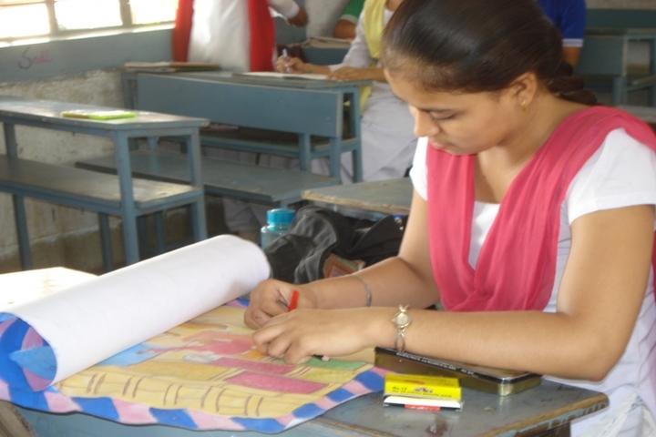 Govind Vidyalaya-Drawing Competition