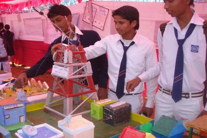 Govind Vidyalaya-Science Exhibition