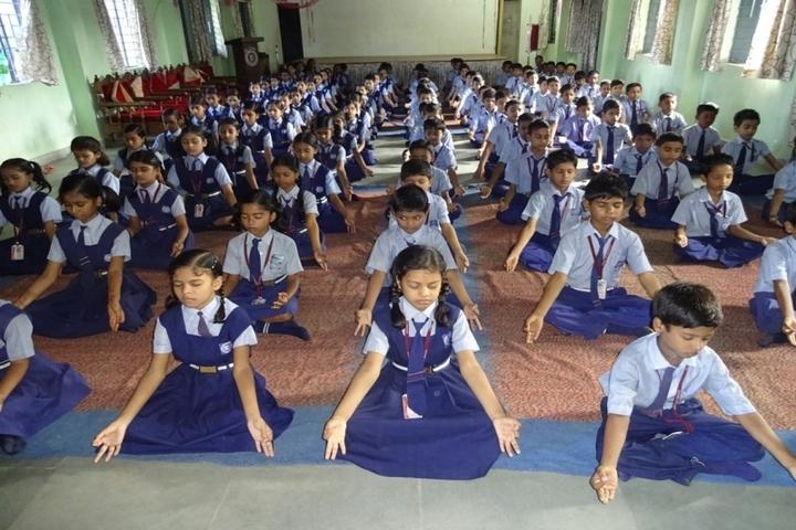 Govind Vidyalaya-Yoga