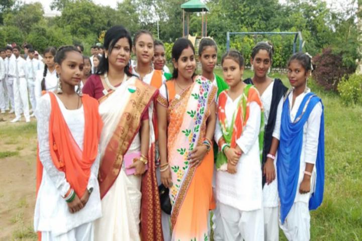 Govindram Kataruka School - Fancy dress