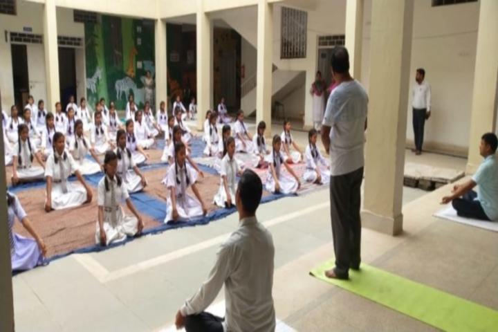 Govindram Kataruka School - Meditation