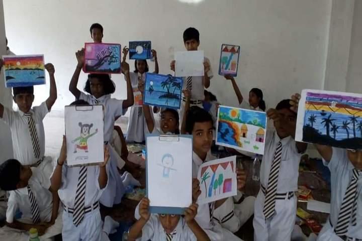Govindram Kataruka School - Painting Competition
