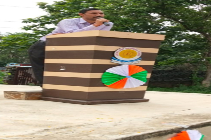 Govindram Kataruka School - Speech