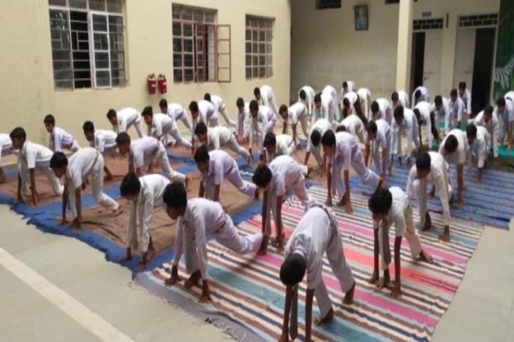 Govindram Kataruka School - Yoga