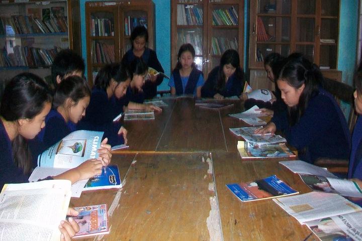 Vivekananda Kendra Vidyalaya-Library