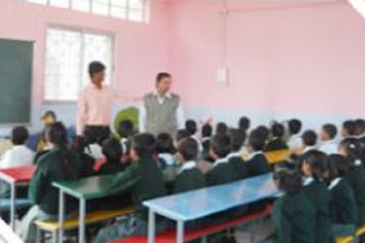 Greenland Public School-Classroom