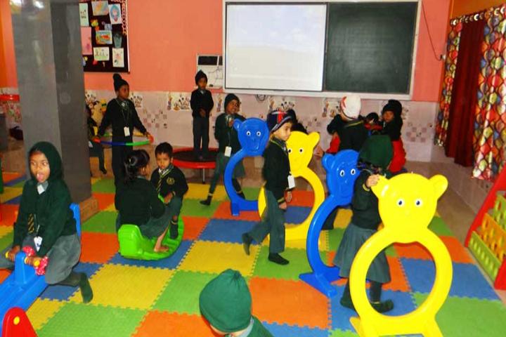 Greenland Public School-Games