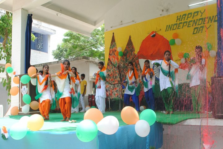 Greenland Public School-Independence Day Celebrations