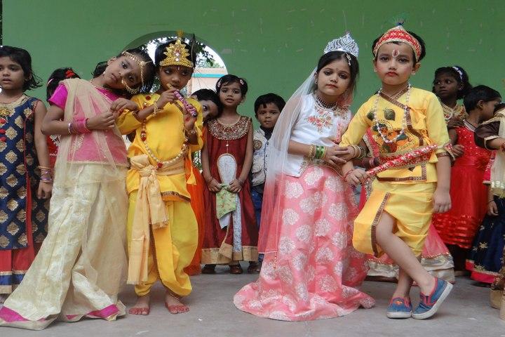 Greenland Public School-Krishnastami Celebrations