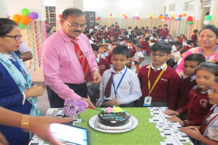 Guru Gobind Singh Public School-Childrens Day Celebrations