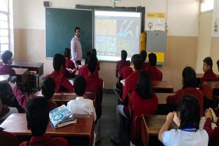 Guru Gobind Singh Public School-Class