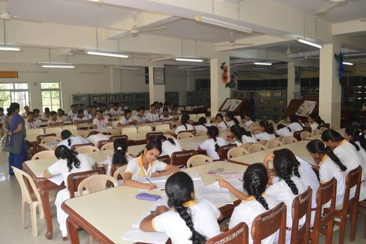 Guru Gobind Singh Public School-Library