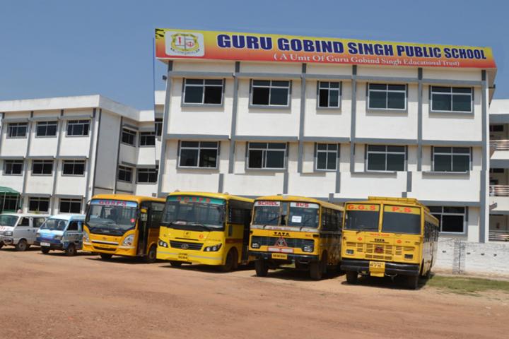 Guru Gobind Singh Public School-Transport
