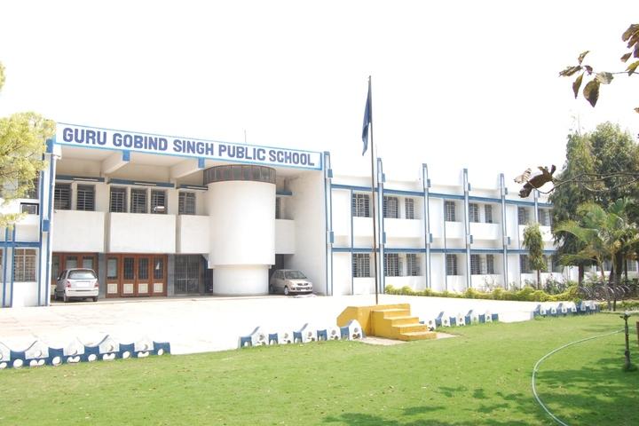 Guru Gobind Singh Public School-Campusview