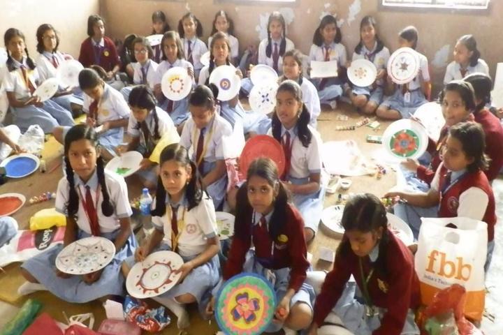 Guru Gobind Singh Public School-Painting Competition