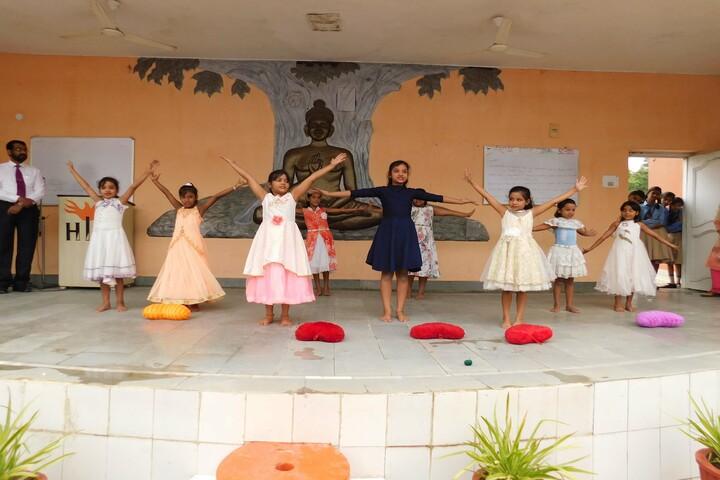 Heritage International School-Dance