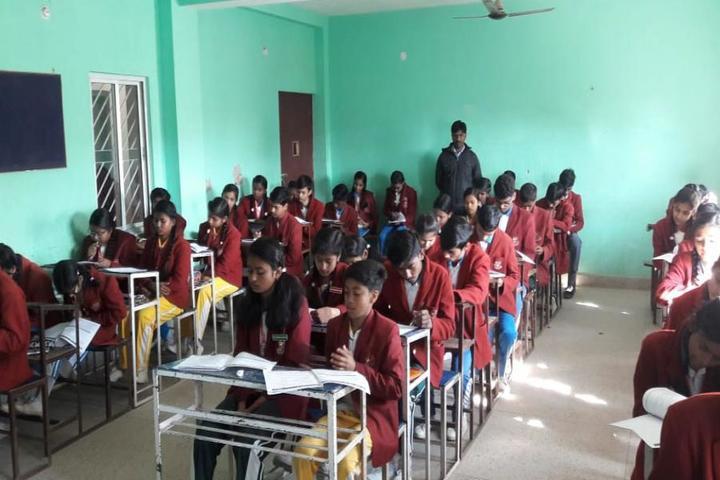 Holy Child Public School-Tree Classroom