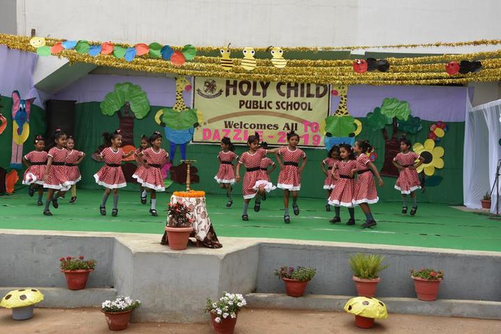 Holy Child Public School-Tree Events1
