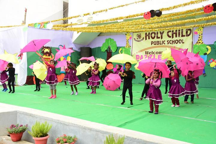 Holy Child Public School-Tree Events2