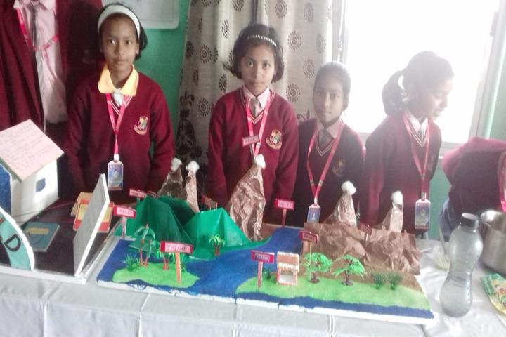Holy Child Public School-Tree Science Exhibition