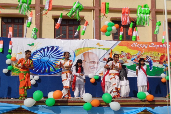 Holy Cross School-Independence Day Celebrations