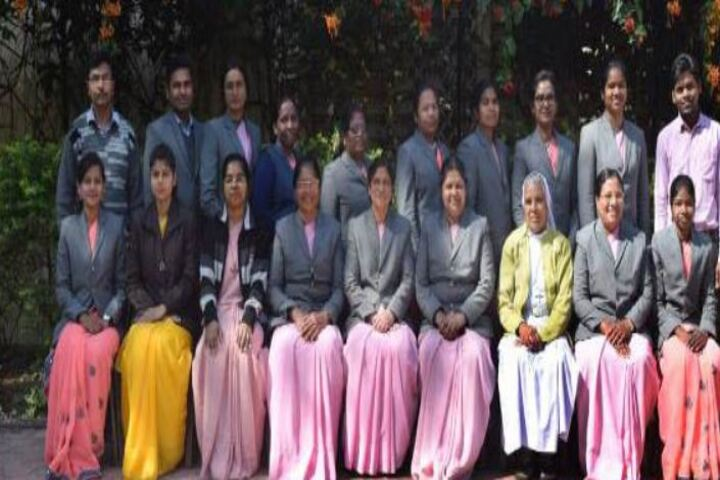 Holy Cross Vocational Training Institute-Staff