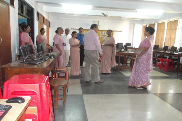 Holy Cross Vocational Training Institute-Computer Lab