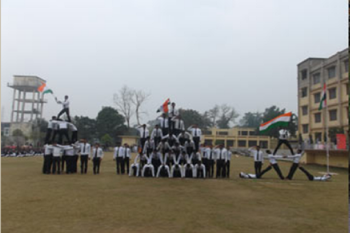 Holy Cross Vocational Training Institute-Independence Day Celebrations