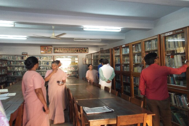 Holy Cross Vocational Training Institute-Library