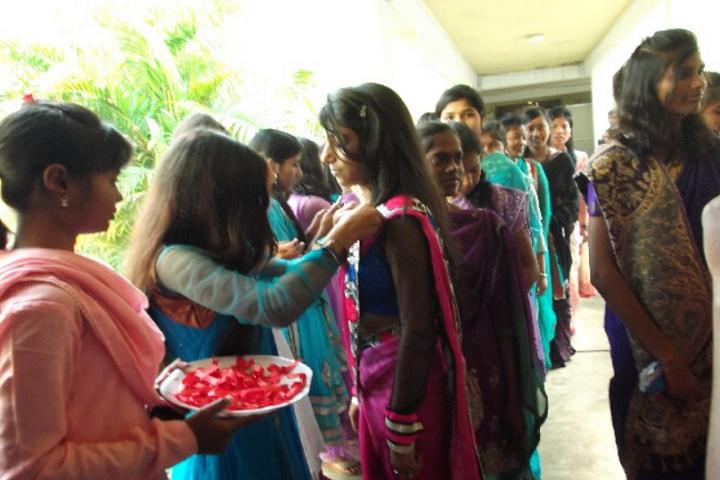 Holy Cross Vocational Training Institute-Teachers Day Celebrations