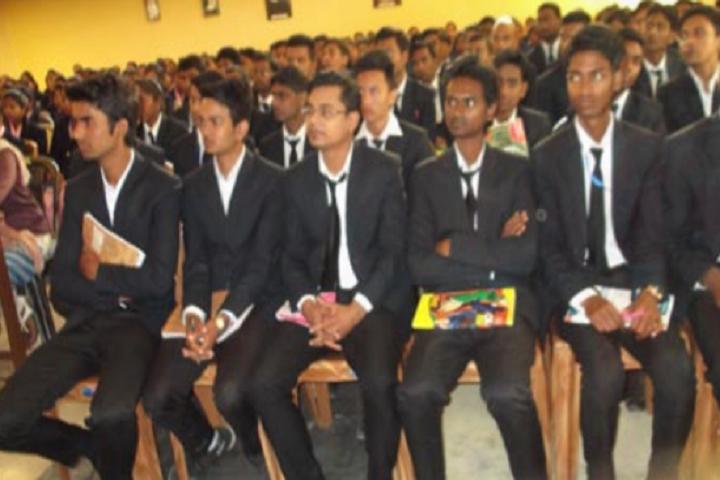 Holy Cross Vocational Training Institute-Workshop