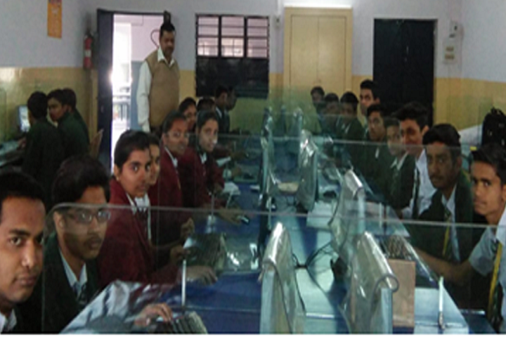 Holy Mothers Academy-Computer Lab