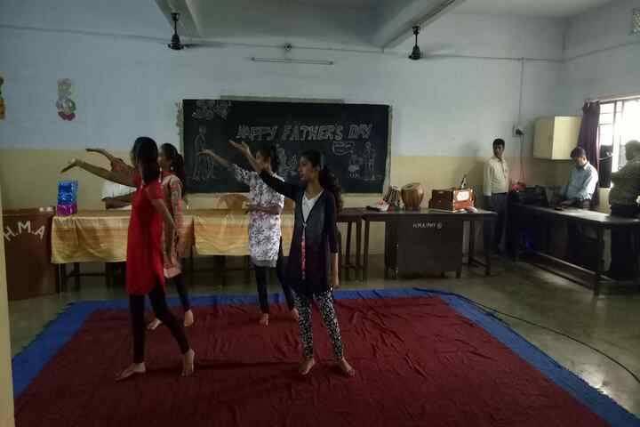 Holy Mothers Academy-Dance Activity