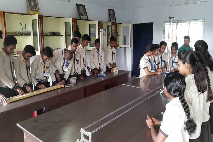 Holy Mothers Academy-Physics Lab