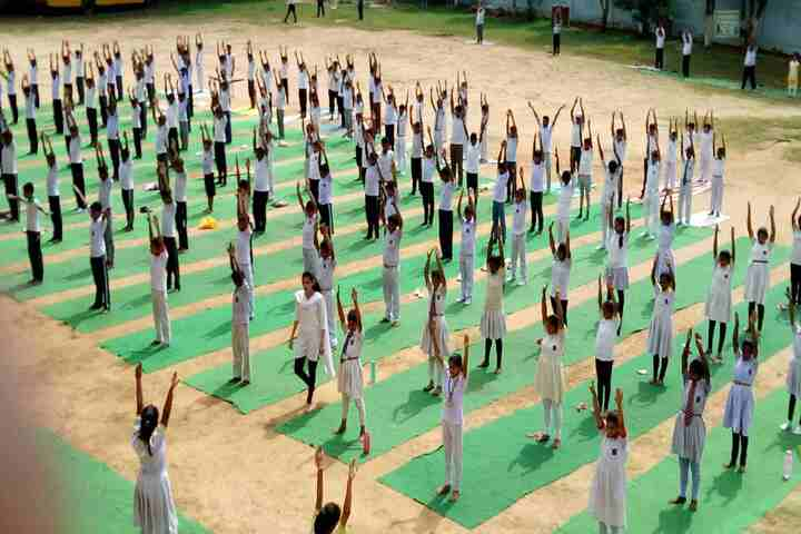 Holy Mothers Academy-Yoga