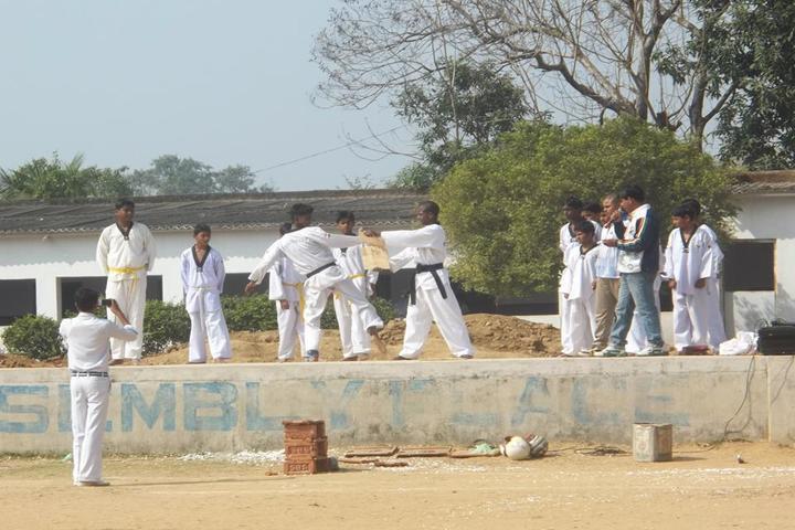 Imperial School Of Learning-Karate