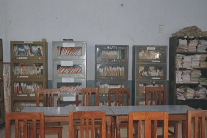 Imperial School Of Learning-Library
