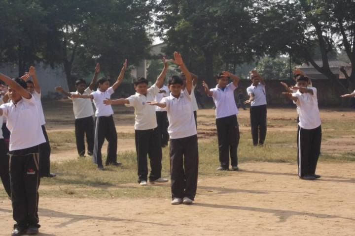 Imperial School Of Learning-Yoga