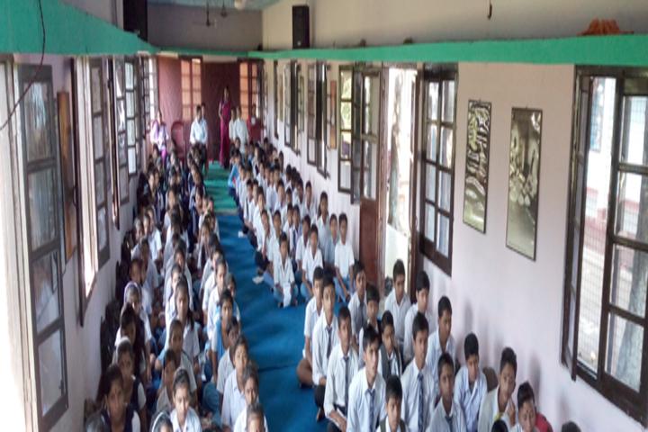 Vivekananda Kendra Vidyalaya-Hall