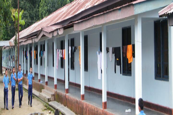 Vivekananda Kendra Vidyalaya-Hostel