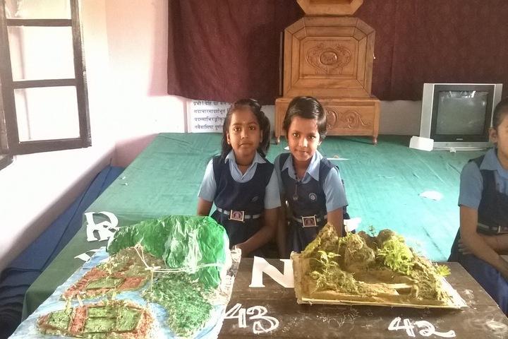 Vivekananda Kendra Vidyalaya-Kids Project