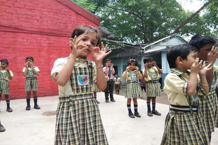 Indian School Of Learning - Kindergarten
